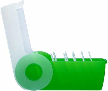 grüne Lernkartei, Seitenansicht